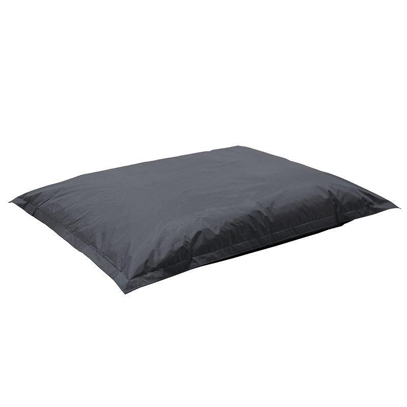 Πουφ μαξιλάρι Pigro pakoworld επαγγελματικό 100% αδιάβροχο γκρι