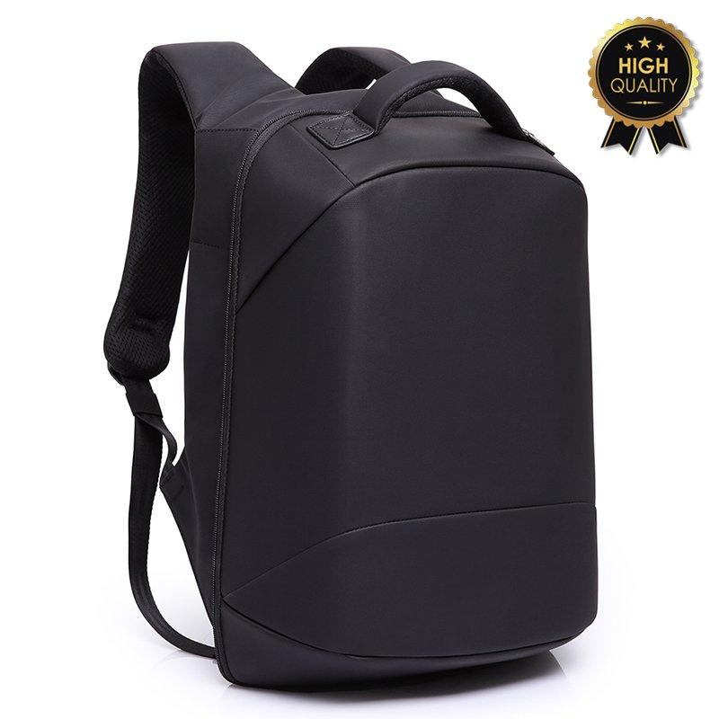 Σακίδιο πλάτης αντικλεπτικό TRV-003 pakoworld μαύρο με usb+Laptop 15,6''