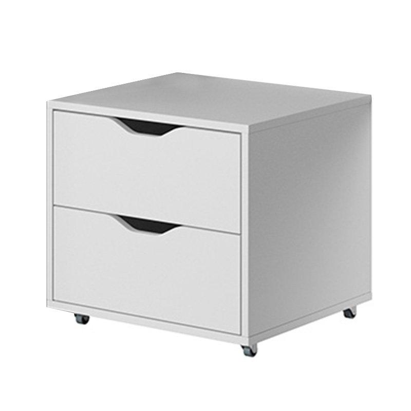 Συρταριέρα Mati pakoworld χρώμα λευκό 50x40x46εκ