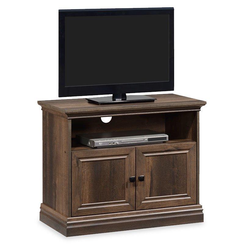 Έπιπλο τηλεόρασης Mozart pakoworld χρώμα καρυδί 80x40x65,5εκ