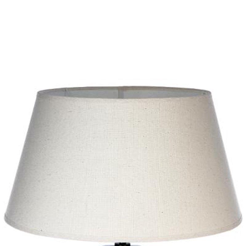 Ρυθμιζόμενο φωτιστικό δαπέδου Runo pakoworld E27 χρώμα καφέ-καπέλο λευκό Φ46x145εκ