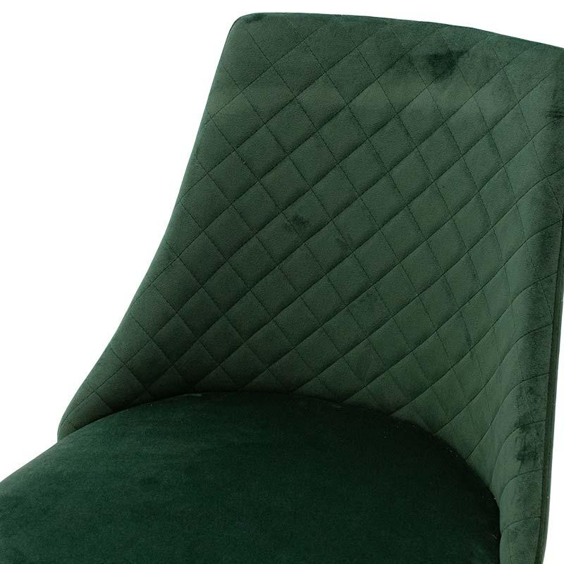 Τραπεζαρία Napolitan-Giselle pakoworld σετ 5τμχ MDF sonoma-πράσινο 140x80x75εκ